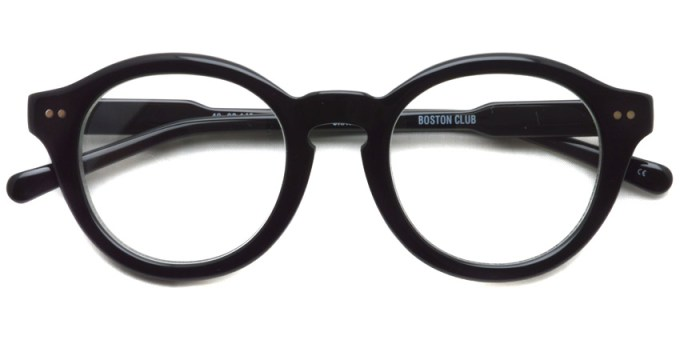 BOSTON CLUB / CHAS01 / Black