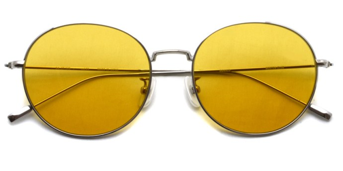 BOSTON CLUB / RONALD01 Sun / Titanium - Yellow