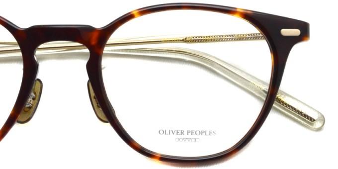 OLIVER PEOPLES / HANKS-J /  DM2  /  ¥34,000 + tax