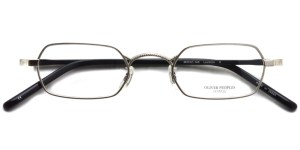 OLIVER PEOPLES / LEVISTON / Silver / ¥33,000 + tax