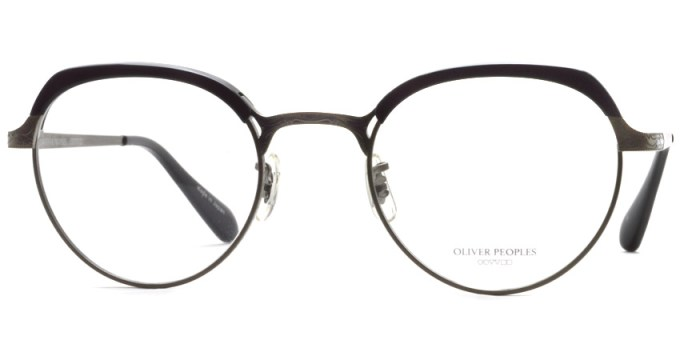 OLIVER PEOPLES / POSNER /  BKP  /  ¥40,000 + tax