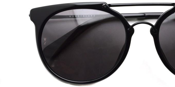WONDERLAND / STATELINE / Gloss Black -Grey / ¥23,000 +tax