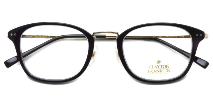CLAYTON FRANKLIN / 628 /  BK  / ¥33,000 + tax