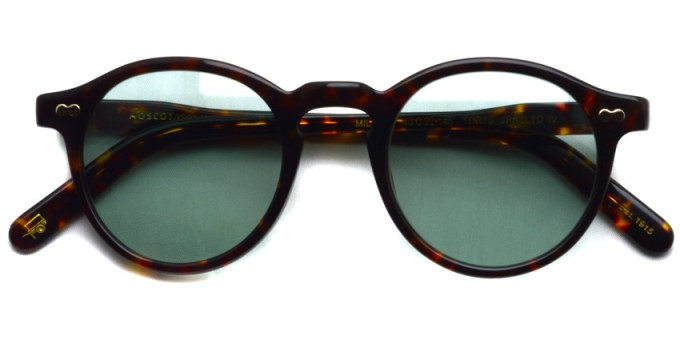 MOSCOT / MILTZEN / TORTG Japan Limited Ⅳ - Light Grey / ¥33,000 + tax