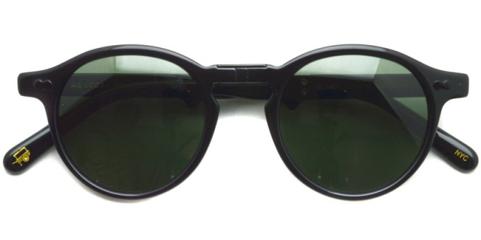 MOSCOT x WINGS + HORNS / MILTZEN FOLD / BLACK - G15 / ¥43,000+tax