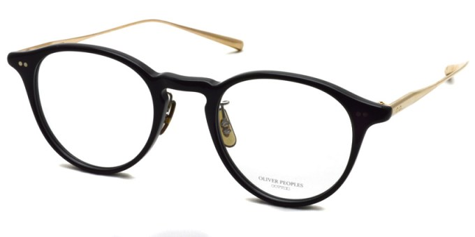 OLIVER PEOPLES /  ARLICH  /  BK  / ¥37,000 + tax