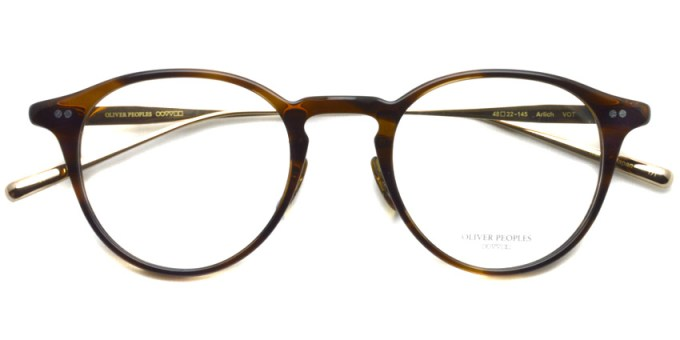 OLIVER PEOPLES /  ARLICH  /  VOT  / ¥37,000 + tax