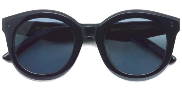 A.D.S.R. / RITENOUR01 / Clear Gray & Shiny Black / ¥18,000 +tax