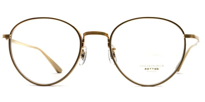 ]OLIVER PEOPLES THE ROW / BROWNSTONE / BG