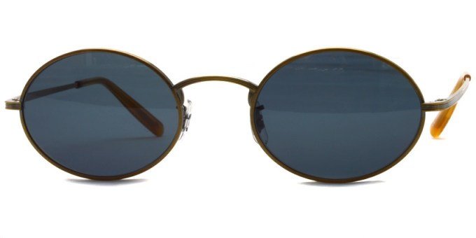 OLIVER PEOPLES THE ROW / EMPIRE SUITE / AG - BLUE
