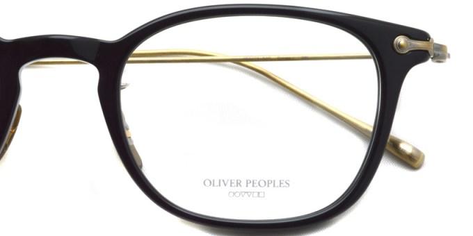 OLIVER PEOPLES / ERRAN / BK / ¥34,000 + tax