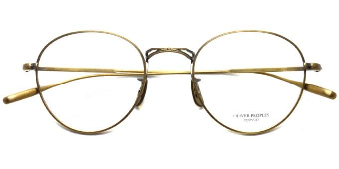 OLIVER PEOPLES / HANLON / Antique Gold / ¥37,000 + tax