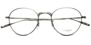 OLIVER PEOPLES / HANLON / Pewter