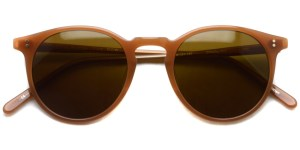OLIVER PEOPLES THE ROW / O'MALLEY NYC / TPZ-BR / ¥40,000 + tax