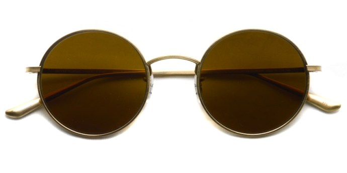 OLIVER PEOPLES THE ROW / AFTER MIDNIGHT / BGB-G.BR / ¥43,000 + tax