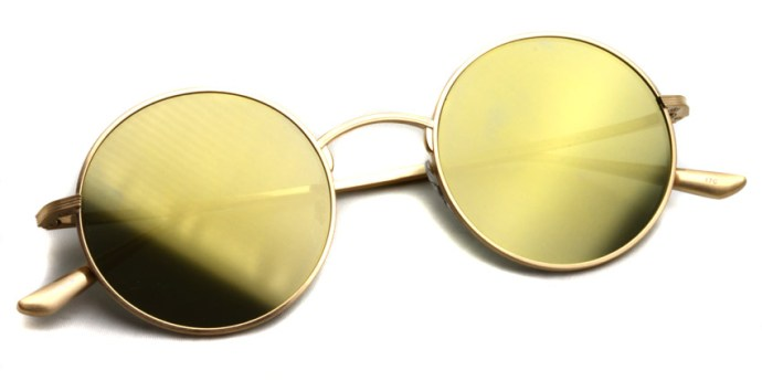OLIVER PEOPLES THE ROW / AFTER MIDNIGHT / BGGM-G.GLD MIR