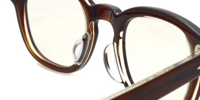 TART OPTICAL ARNEL / JD-04 / 004 BROWN CLEAR / ¥36,000 + tax