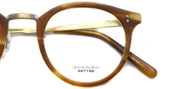 OLIVER PEOPLES / REEVES-P / MSYC / ¥30,000 + tax