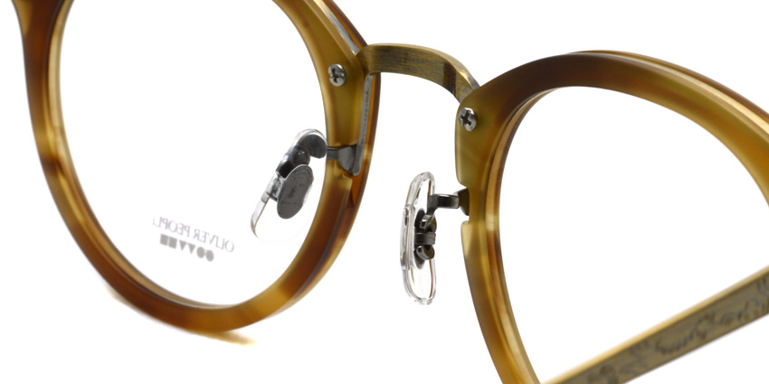 OLIVER PEOPLES / REEVES-P / MSYC / ¥30,000 + tax