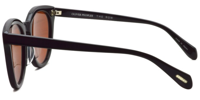 OLIVER PEOPLES THE ROW / SKYSCRAPER / BK-PER / ¥42,000 + tax