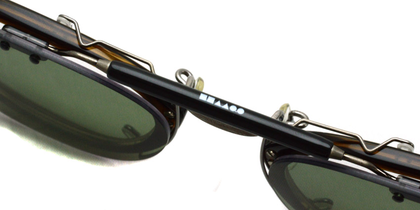 OLIVER PEOPLES / 507C Clip / P-G15 (Polar) / ¥15,000 + tax