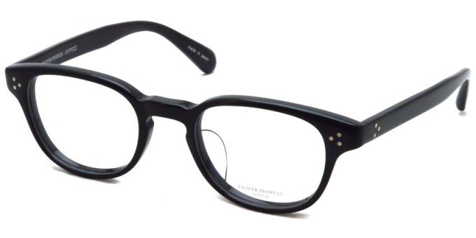 OLIVER PEOPLES / SARVER / BK / ¥30,000 + tax