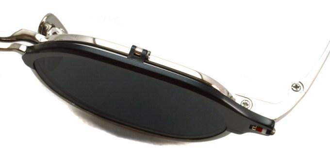 Thom Browne / TB-812 / Silver - Black Iron w/Dark Grey / ¥90,000+tax