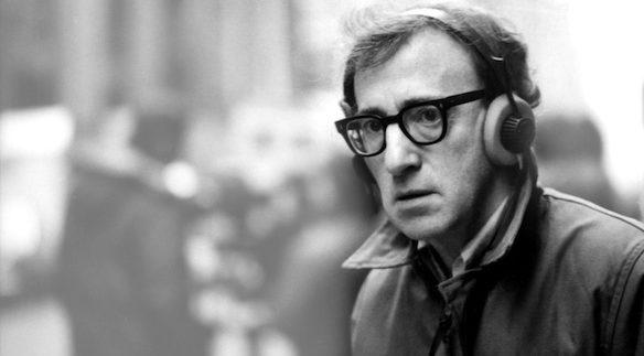 Woody Allen wearing BRYAN