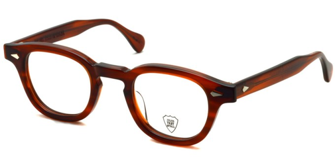 JULIUS TART OPTICAL / AR / Amber / Bridge : 24mm / ¥37,000+tax