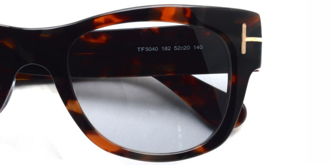 "TOMFORD / TF5040 ""Asian Fit"" / 182-Light Grey Lenses  /  ¥46,000 + tax"