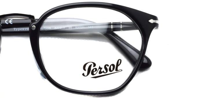 Persol / 3209V / 95 / ¥33,000 + tax