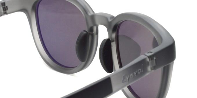 EYEVOL / LEIFERⅡ XL / MGRY-LY / ¥17,000 +tax