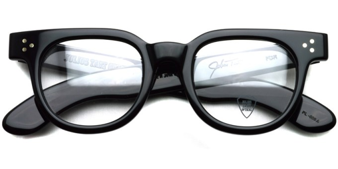 JULIUS TART OPTICAL / FDR / Black / Bridge : 24mm / ¥37,000+tax