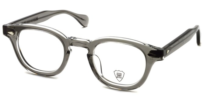 JULIUS TART OPTICAL / AR / Grey Crystal2 / Bridge : 24mm / ¥37,000+tax