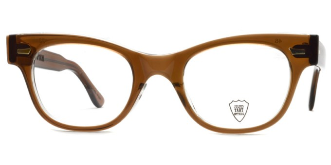 JULIUS TART OPTICAL / COUNTDOWN / BROWN CRYSTAL2
