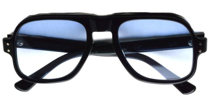 JULIUS TART OPTICAL / DART Sun / BLACK - Light Blue / ¥38,000+tax