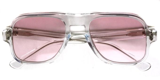 JULIUS TART OPTICAL / DART Sun / CLEAR CRYSTAL - Light Pink / ¥38,000+tax