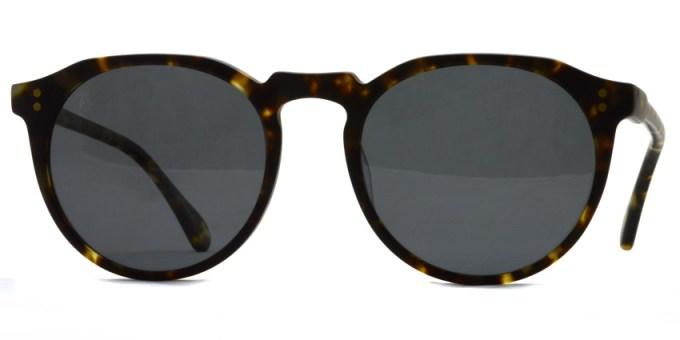 RAEN / REMMY / Matte Brindle Tortoise (Polar) / ¥20,000 + tax