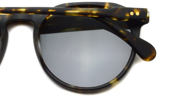 RAEN / REMMY / Matte Brindle Tortoise (Polar) / ¥20,000 + tax