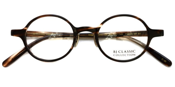 BJ CLASSIC  /  P-524N MP BT  /  color*30   /  ¥32,000 + tax