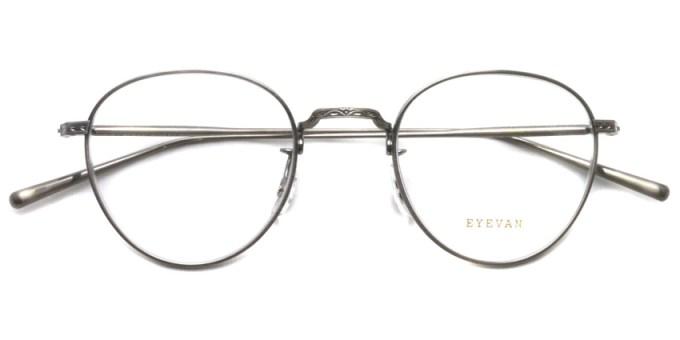 EYEVAN / JONATHAN / Pewter / ¥31,000+tax