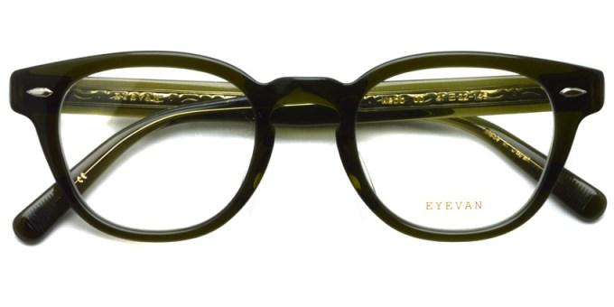 EYEVAN / WEBB / OD / ¥27,000+tax