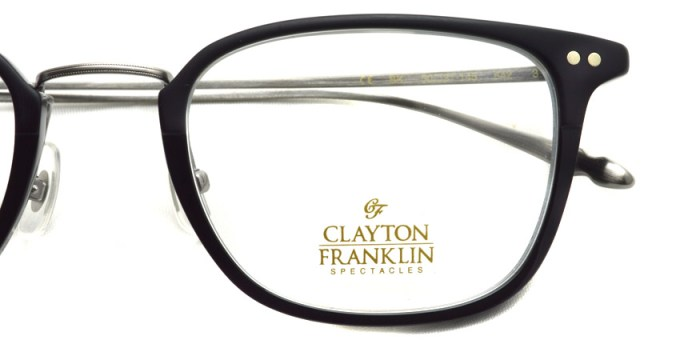 CLAYTON FRANKLIN /  642  / BK  /  ¥30,000 + tax