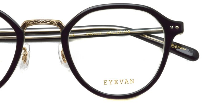 EYEVAN / ROBERT / PBK/LLT / ¥40,000+tax