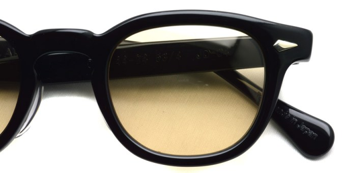 TART OPTICAL ARNEL / JD-04 Sun / 001 BLACK - Light Brown / ¥38,000 + tax