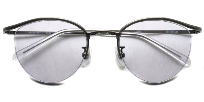 BOSTON CLUB / BART03 / Antique Silver  - Light Gray / ¥31,000+tax
