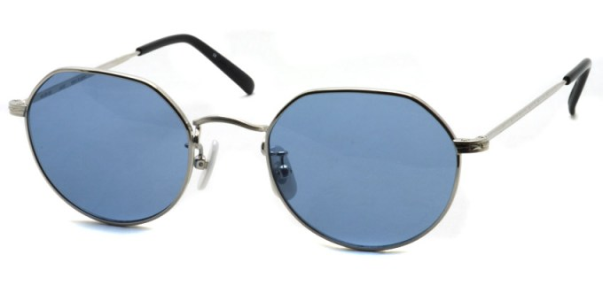 BOSTON CLUB / HOLLY Sun / 01 Silver - Blue Gray