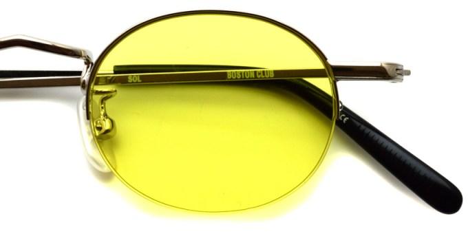 BOSTON CLUB / SOL01  Sun  / Silver - Yellow