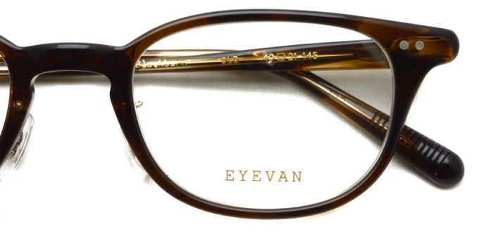 EYEVAN / BLACKBURN / OLB / ¥30,000+tax
