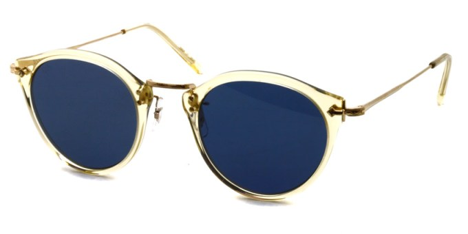 EYEVAN / E-0505 Sun / LLTG - M.BLUE (Polar) / ¥38,000+tax
